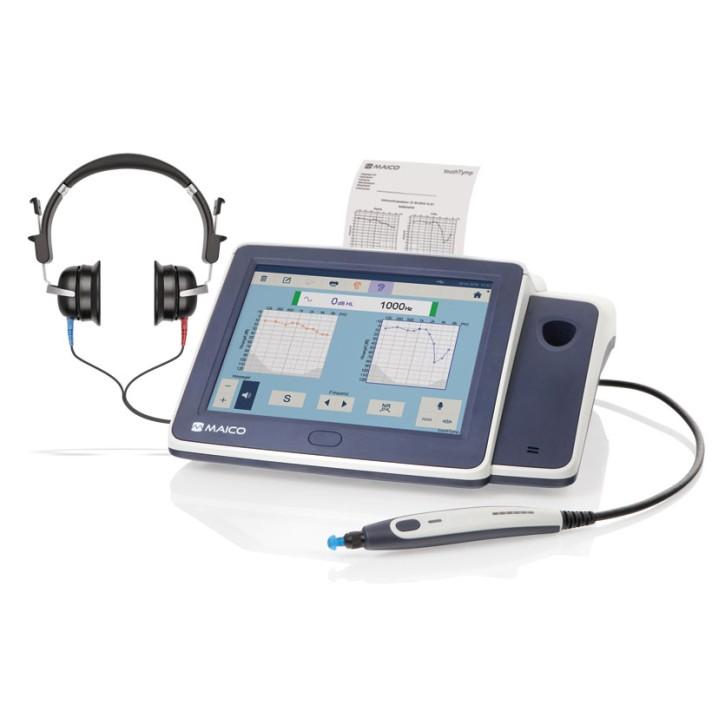 touchTymp MI26 RaceCar AudioTymp  mit integriertem Drucker