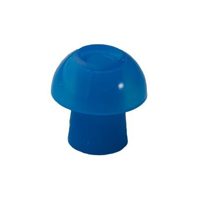 Tympstöpsel 11mm blau