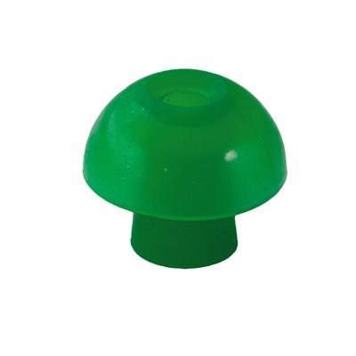 Tympstöpsel 13mm grün