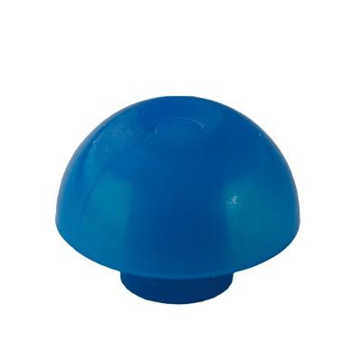 Tympstöpsel 15mm blau