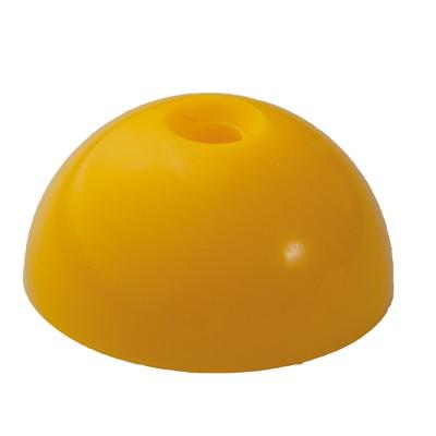 Tympstöpsel 19mm gelb