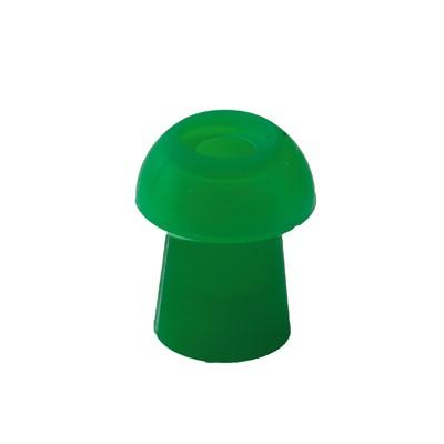 Tympstöpsel 9mm grün
