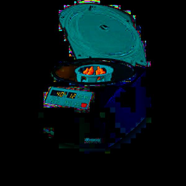 Zentrifuge EBA 270 inkl Winkelrotor 12fach (15ml) für größeren Probedurchsatz