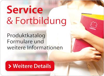 Service & Fortbildung
