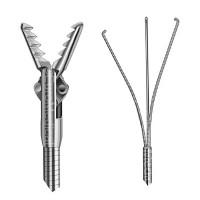 Zangen für Endoskopie