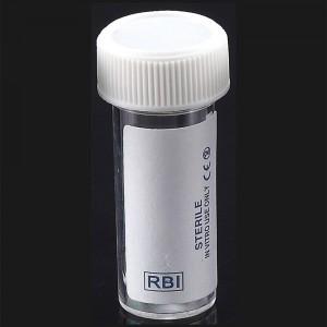 7ml Bijou SC Container PS/PE Plain Label Aseptic (700p.)