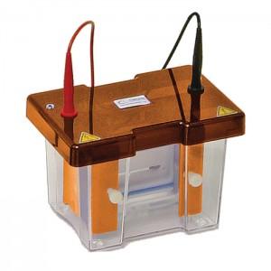 Clarit-E Vertical Clamp Gel Syst 10x10cm (1p.)