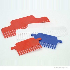 Comb 10 sample, 1mm  for Mini Vertical (1p.)