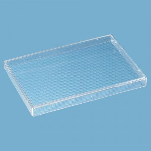96-well Microtitre Plates Lid Non-Sterile, (10x10p.)