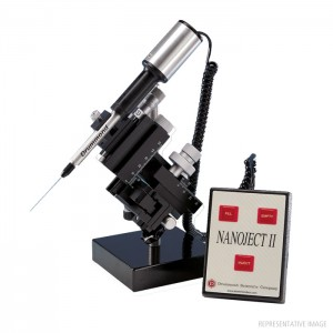 Nanoject II Variable Vol. Auto Injector (EU Plug)