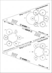 Schablonen zu MD1501-MD1504