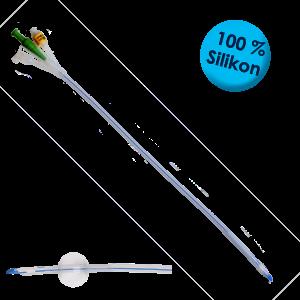 Silstar® Spül-Katheter Dufour