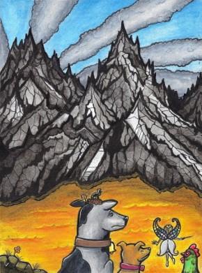 Finjas Fantastische Reise Kinderbuch