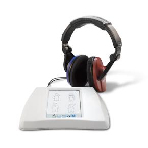 Sentiero Desktop Tymp Screening + MAGIC Kombigerät mit Sonde, LH, NT, USB-Kabel