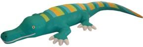 Spielobjekt Krokodil  groß  B/T/H in cm 100/260/35